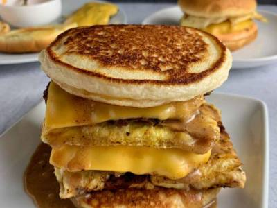 Pancakes Instead of Bread, Can you call it a Sandwich?