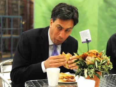 Flashback: Bacon Sandwich Destroys Ed Miliband
