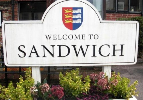 Top 5 Towns Named Sandwich