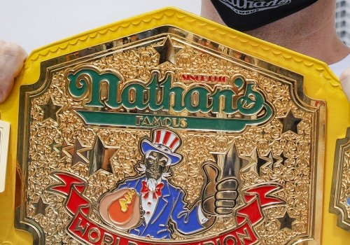 All-Time List of Nathan's Hot Dog Eating Champions